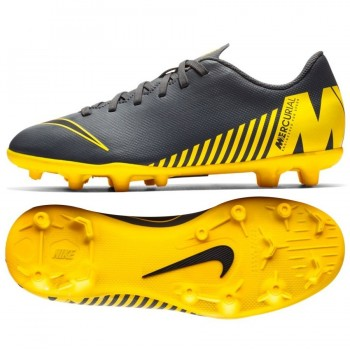 Новые БУТСЫ NIKE VAPOR XII CLUB GS MG AH7350-070