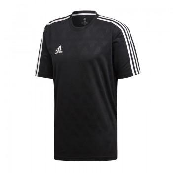 adidas TAN Jacquard T-shirt...