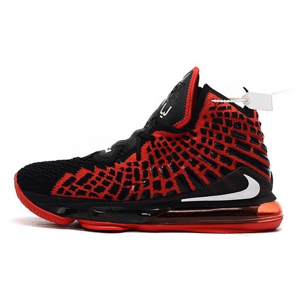 Баскетбольные кроссовки Nike LeBron 17