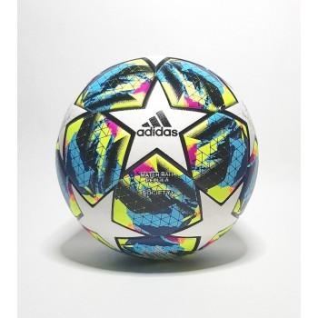 Футбольный мяч Лиги Чемпионов 2019-2020 оранжевый (DY2587)