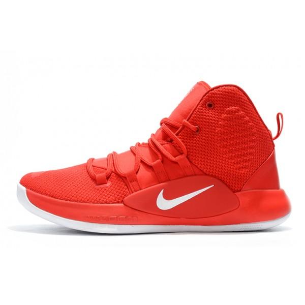 Баскетбольные кроссовки Nike Hyperdunk X 2018 'Red'