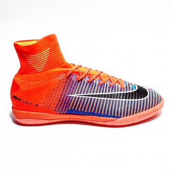 Бампы Nike Mercurial Superfly IC raibow style