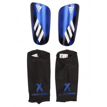 Adidas Защита X SG LGE BLACK Щитки футбольные игровые