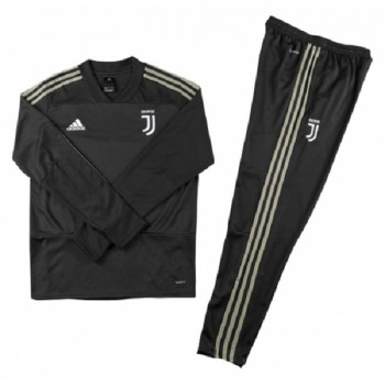 Adidas костюм JUVENTUS BLACK TRAINING TOP [L]