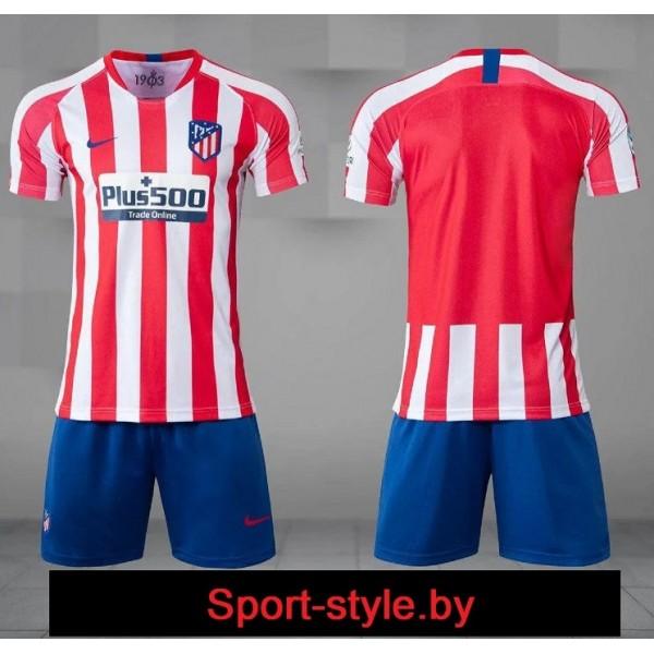 Nike Atletico Madrid 2019 домашняя майка+шорты