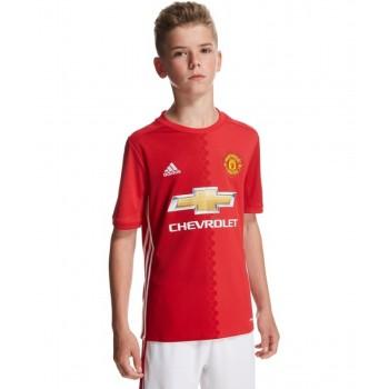 Детская футбольная форма «Манчестер Юнайтед» домашняя 16220179