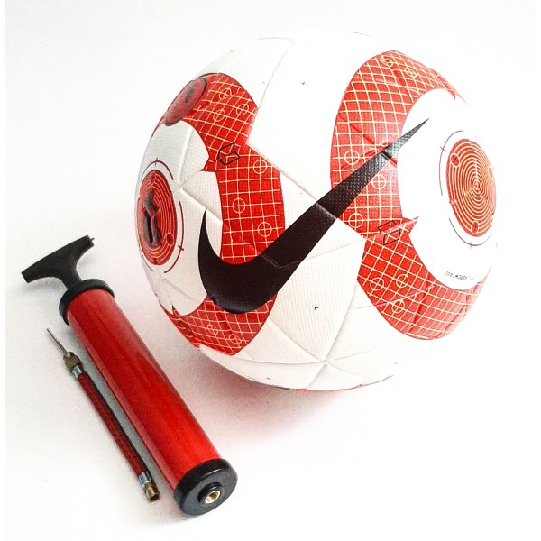 Мяч Футбольный Nike Premier League Rabisco 2020-2021 Red