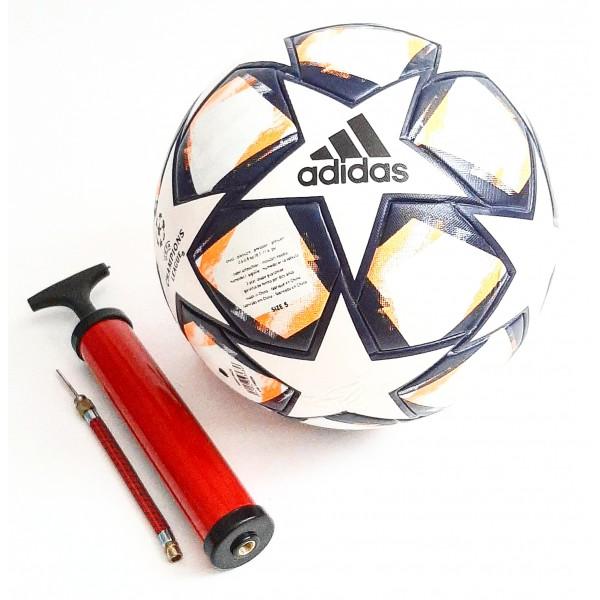 Мяч Футбольный Adidas League Champions 2020-2021+насос подарок