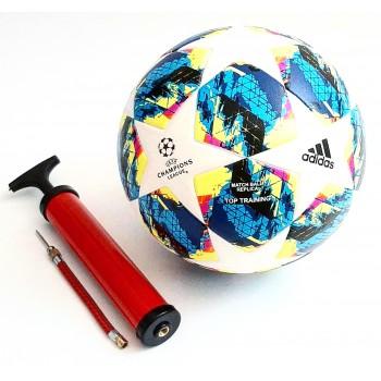 Футбольный мяч Лиги Чемпионов 2019-2020 оранжевый