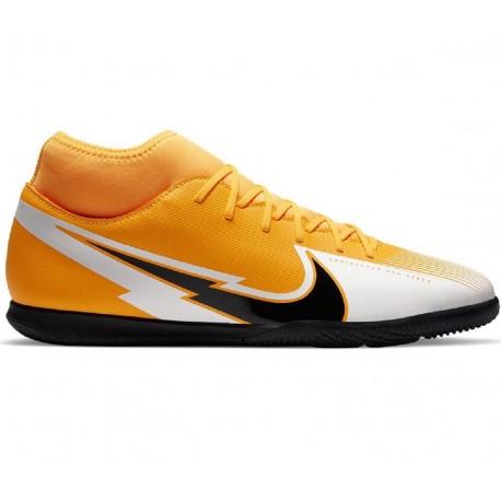 Nike футзалки SUPERFLY 7 CLUB IC yellow
