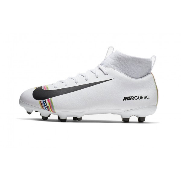 БУТСЫ NIKE SUPERFLY VI ACADEMY GS CR7 MG AJ3111-109 JR