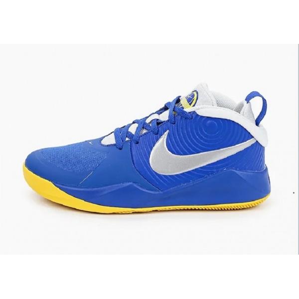 Баскетбольные кроссовки TEAM HUSTLE D 9 BLUE