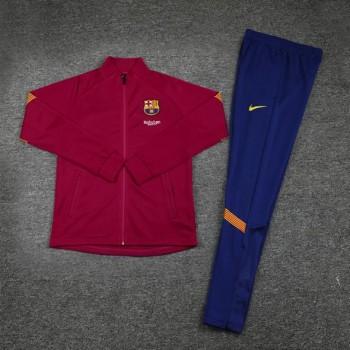 NIKE костюм Барселона 2020/2021 мужской BORDO
