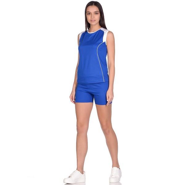 Волейбольная форма CROSS sport Форма Синяя