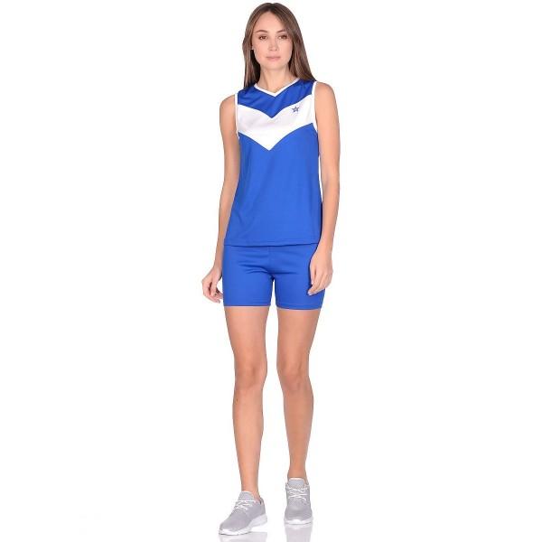 Волейбольная форма CROSS sport Форма Бело-Синяя