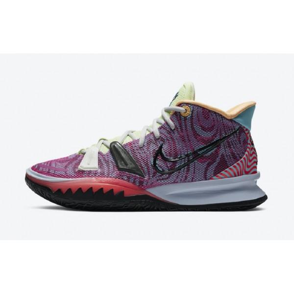 "Баскетбольные кроссовки Nike Kyrie 7 ""Hendrix""  CD0589-601"