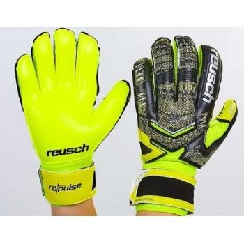 Перчатки вратарские с защитными вставками REUSCH FB-883-1